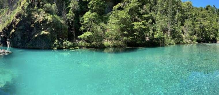 Mirador del Río Azul