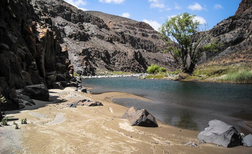Río Chico y el Saltillo