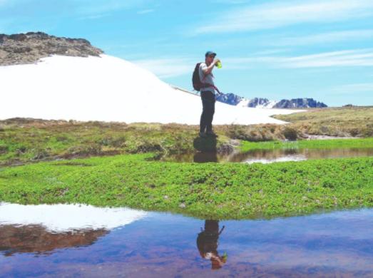 El Bolsón, Patagonia: cuatro estaciones, una montaña