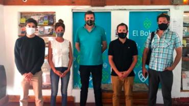 Turismo de El Bolsón trabaja en una fuerte apuesta de promoción del Cerro Perito Moreno