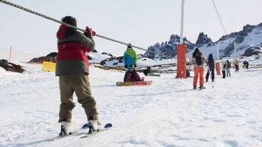 El centro de ski que invirtió en plena pandemia